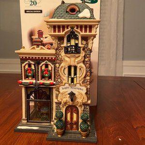 """Dept. 56 Christmas In The City """"Light Nouveau"""""""